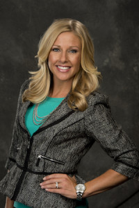 """WKRN """"Nashville News 2 This Morning"""" co-host Dawn Davenport spent six years covering sports for WKRN and just completed her first season as a college football sideline reporter for ESPNU. PHOTO COURTESY ESPN"""