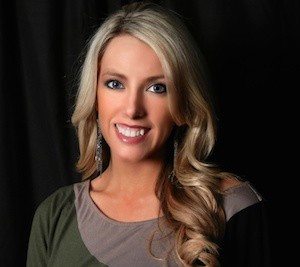WKRN's Audra Martin joined the Nashville sports media in August of 2014 after stops in Huntsville, Ala. and stints working for the Atlanta Braves, Atlanta Thrashers and The Family Feud. PHOTO COURTESY AUDRA MARTIN