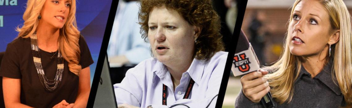 Nashville's Female Sportscasters: Always on their game