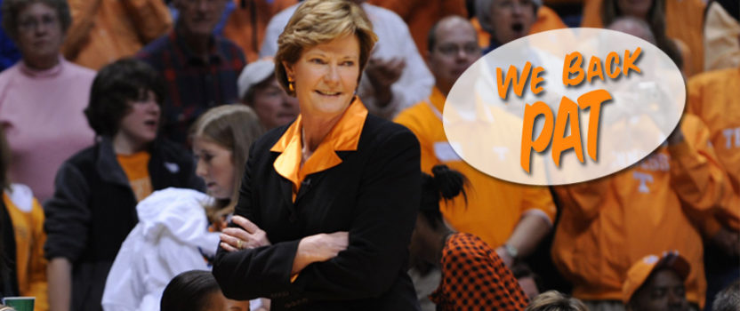 Pat Summitt faces new challenges but will continue delivering the same results… Inspiration