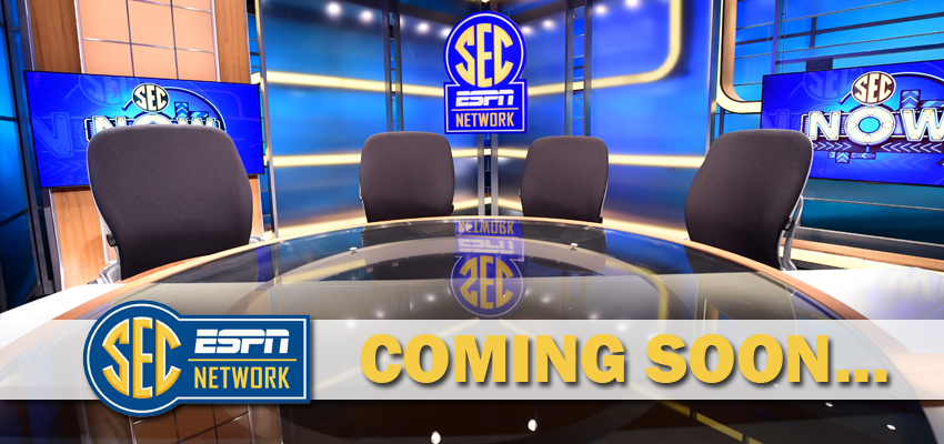 Live in 3, 2, 1…SEC Network set to launch!