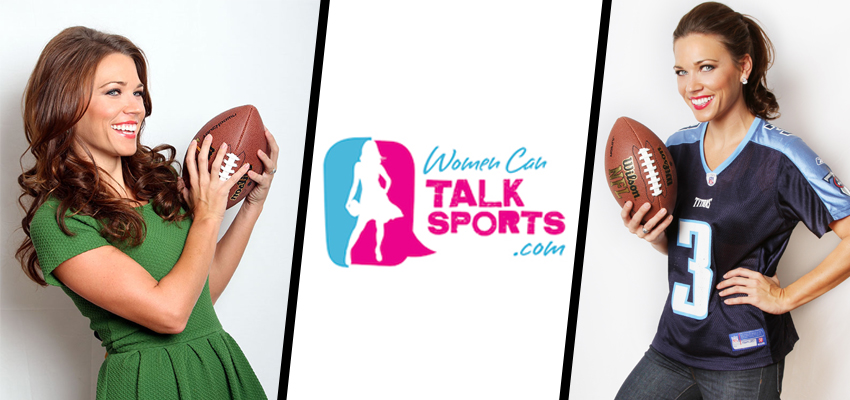Women Can Talk Sports: Changing what it means to be a female fan
