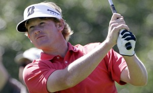 In 2007 Snedeker was named the PGA TOUR Rookie of the Year. PHOTO COURTESY CROWN SPORTS MANAGEMENT