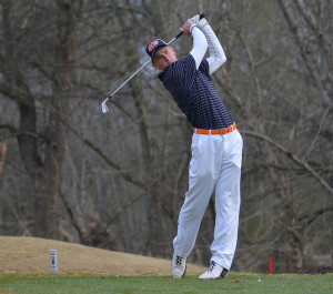 2012 AJGA Music City Junior champion Ben Reeves is now a sophomore at UT Martin and the reigning Ohio Valley Conference Freshman of the Year. PHOTO BY ROB SCHABERT