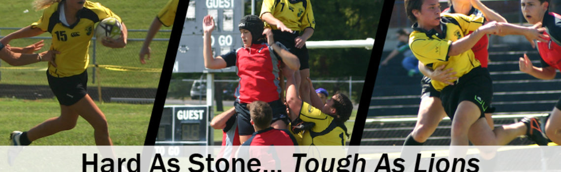 Nashville Women's Rugby: Hard As Stone, Tough As Lions