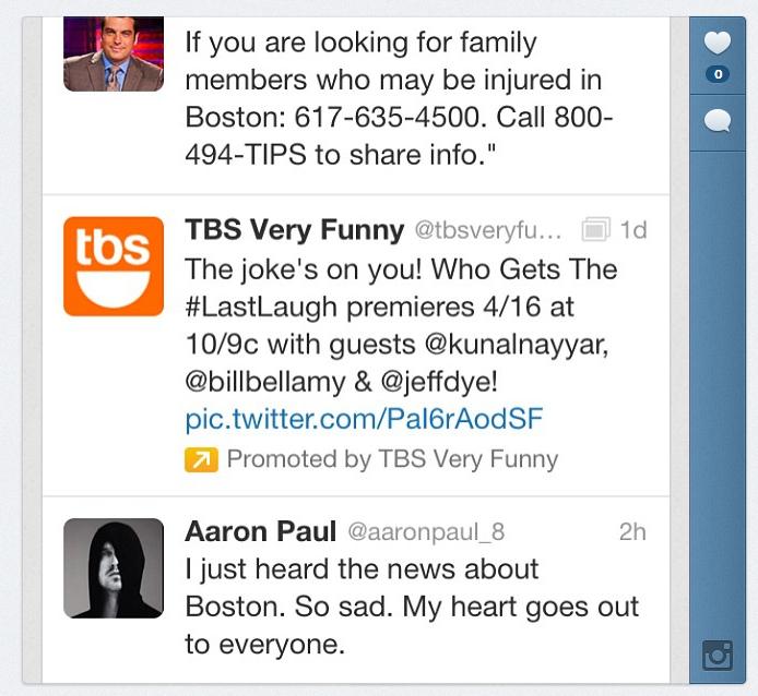 TBS tweet