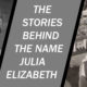Sharing Julia Maxey and Elizabeth Clark with Julie Beth