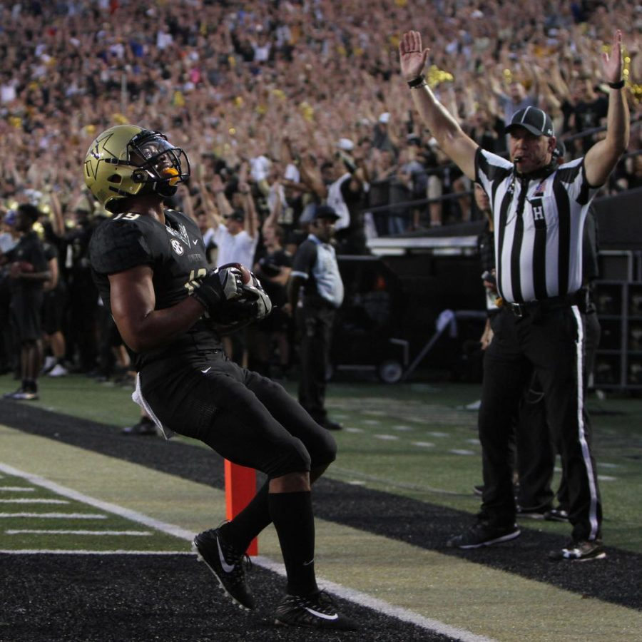 BIG win for vandyfootball tonight over No 18 Kansas State